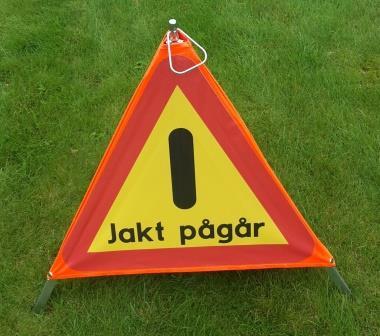 Plast & Plåt Vägmärken Ihopfällbara tältskyltar